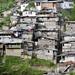 Baracche fuori Manizales