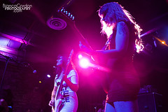 Guns N' Hoses - Brooklyn Bowl - Sept 7 2012 (Bianca Gordon | biancagordonphotography.com) Tags: nyc 2012 emilylong gunsnhoses brooklynbowl miavonglitz miaswier gunnhoses