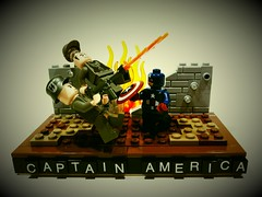 The First Avenger (Project Azazel) Tags: germany comics google war lego nazi pa german ww2 marvel captainamerica waffenss avengers wwll googleimages thesecondworldwar thefirstavenger legoww2 legowwll projectazazel