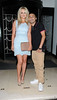Emily Atack and Adam Deacon, London Fashion Week Spring/Summer 2013