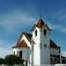 Linda igreja em Lubito