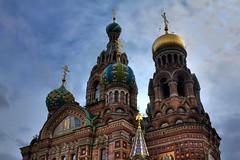 Saint Petersburg / Санкт Петербург (José Rambaud) Tags: cathedral russia catedral saintpetersburg hdr rusia санктпетербург sanpetersburgo orthodoxian