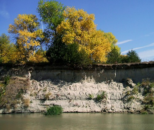 Loess Cliff, Nebraska