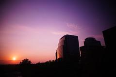 Sunrise in Arlington (wolfkann) Tags: arlington