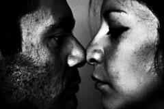 our last kiss - re edit (Nassia Kapa) Tags: kiss lovers feelings nassiakapa
