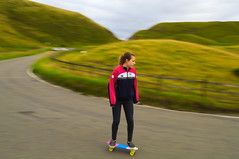 DSC_0004 (christographerowens) Tags: peak district nikon d3200 longboarding penny skate boarding mam tor edale