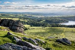On Sheeps Tor, Dartmoor_NK2_2255 (Jean Fry) Tags: uk rocks devon nationalparks dartmoor moorland westcountry tors burrator burratorreservoir englanduk sheepstor dartmoornationalpark