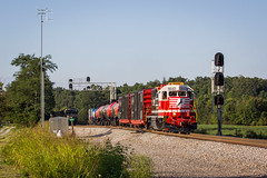NS Safety Train (Peyton Gupton) Tags: ns norfolk southern safety train cnotp rathole kentucky