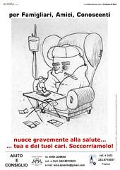 Locandina n. 16 (UnderTrenta.it) Tags: gioco ludopatia dazzardo patologico