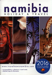 namibia Holiday & Travel, The Official Namibian Tourism Directory 2016 (World Travel Library) Tags: namibia holiday travel official namibian tourism directory 2016 brochure text words safari landscape rocks world library center worldtravellib papers prospekt catalogue katalog photos photo photograph picture image collectible collectors ads country land holidays trip vacation photography collection sammlung recueil collezione assortimento coleccin online gallery galeria touristik touristische documents dokument broschyr  esite   catlogo folheto folleto   ti liu bror