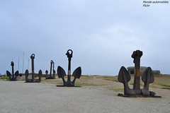 Muse Mmorial (Monde-Auto Passion Photos) Tags: pointe penhir finistre france bretagne encre muse mmorial