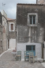 Chairs, Areopoli (Stanza 61) Tags: areopoli greece mani themani windows chairs peloponnese architecture street color