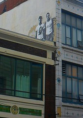 (912greens) Tags: art street graffiti murals buildings architectural architecture seattle windows
