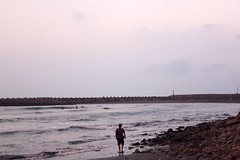 IMG_7879 (Pia Cheng) Tags: sea tainan beach  travel awesome sky taiwan   nature relax trip view