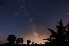 The Milky Way (Scorpion-66) Tags: vialattea milkyway campagna country colors canon760d tokina1120