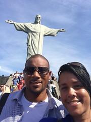 Touring Rio 2016 (Grace Adell) Tags: rio de janeiro riodejaneiro lapa botafogo copacabana barra barradatijuca tijuca largodomachado machado christ redeemer sugarloaf christtheredeemer corcovadomountain