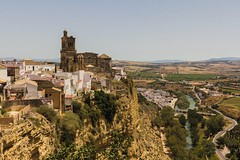 Arcos de la Frontera, #andalucia - #spain (LeCachacs) Tags: places love vacations trip europa latimes 52places nytimes wanderlust travel espana history eurotrip europe summer andalucia spain