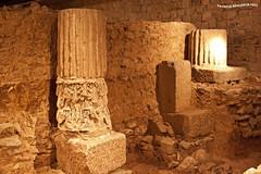 Museo de la Ciudad - Barcelona Romana (pniselba) Tags: espaa spain barcelona barcelonaromana romana museodelaciudad muhba mhcb museodehistoria
