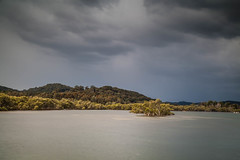Davistown 2721 (russell.bray) Tags: mangroves clouds longexposure davistowns nsw australia
