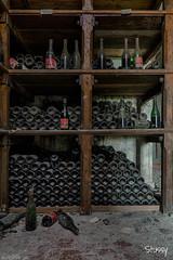 1967-23 (StussyExplores) Tags: villa 1967 italian italy derelict mansion hotel wine cobwebs grand decay abandoned explore exploration left behind urbex