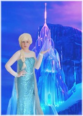 (Elysia in Wonderland) Tags: elsa frozen princess queen ice castle snow disney cosplay costume princessing marvellous events edit photoshop