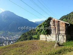 20150927_092627 (coldgazemedia) Tags: photobank stockphoto scenery schweiz switzerland swissvillage swissalps landscape naters brig birgish mund alps mountain swisshuts alpine alpinehut bluesky blue green grass grassland