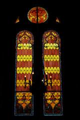 Isaac M. Wise (Plum Street) Temple window