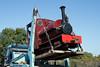 9 (Hampton & Kempton Waterworks Railway.) Tags: darent arrives loop
