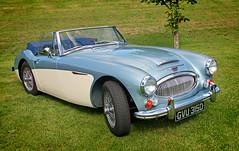 IMG_9220 (bob_rmg) Tags: croftnostalgisweekend croft nostalgia festival classic car austin healey 3000 croftnostalgiafestival