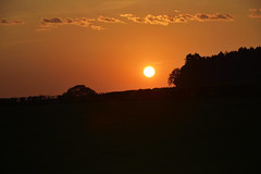 Barrow, Shropshire 12/05/2016 (Gary S. Crutchley) Tags: evening sunset rural barrow shropshire uk great britain england united kingdom travel raw nikkor afs 28300mm f3556g ed vr nikon d800