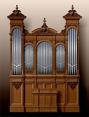 orgue no. 22 (LDZpix) Tags: paris church choir design sketch model graphic drawing pipe catedral organ chamber salon buffet organo vector orgel coll belm projet orgue orel prospectus choeur orgona entwurf aristide urut prospekt rgo organy varhany     cavaille org