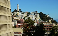 Yahoo! Office San Francisco (spieri_sf) Tags: sanfrancisco yahoo office coittower telegraphhill flickrhq techstartup foursquare:venue=4b144582f964a5204aa023e3 marinaconferenceroom