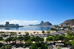 Rio de Janeiro - Praia de Botafogo (Tiago De Brino) Tags: praia rio riodejaneiro nikon botafogo tiagodebrino