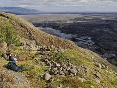 (Sindrinn) Tags: nature river iceland nationalpark hiking glacier sland skaftafell skeiarrjkull skeiar vatnajkullnationalpark