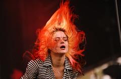 The Kills (Alison Mosshart) (oscarinn) Tags: sanfrancisco music festival rock hair fire concert live thekills alisonmosshart outsidelands killergirls lastfm:event=3230923
