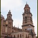 Santa Iglesia Catedral,Morelia,Estado de Michoacán,México