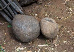 Lift those stones to become a man! Konso Ethiopia (Eric Lafforgue) Tags: africa stone ceremony tradition ethiopia tribo 0411 hornofafrica eastafrica thiopien etiopia ethiopie etiopa  konso etiopija ethiopi  etiopien etipia  etiyopya