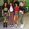 Jesy Nelson, Jade Thirlwall, at the ITV studios London, England