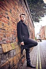 Jack, Urban Portrait 3 (The Urban Scot) Tags: nottingham portrait male fashion jack model style agency portfolio urbanportrait urbanscot canon5dmkii august2012 venellaone jacknuzum