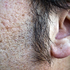 104/365: dundrearies (dramamath) Tags: 365days day104 sideburns wordoftheday dundrearies selfiesquared piecesofme