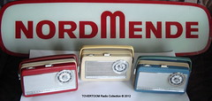 NORDMENDE Portable Transistor Radios Model Mambino (W-Germany 60's) (MarkAmsterdam) Tags: old classic sign metal museum radio vintage advertising design early tv portable colorful fifties arm tsf mark ad tube battery engineering pickup retro advertisement collection plastic equipment deck tape changer electronics era record handheld sheet catalog booklet collectible portfolio recorder eames sales electrical atomic brochure console folder tone forties fernseher sixties transistor phono phonograph dealer cartridge carradio fashioned transistorradio tuberadio pocketradio 50s 60s musiktruhe tableradio magnetophon plaskon 40s kitchenradio meijster markmeijster markamsterdam coatradio tovertoom