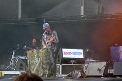 Grandaddy (9) (Mhln) Tags: music cloud jason paris saint festival rock seine 2012 grandaddy lytle rockenseine