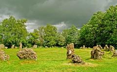 king's men (midcheshireman) Tags: england history stone circle stones prehistoric rollrightstones