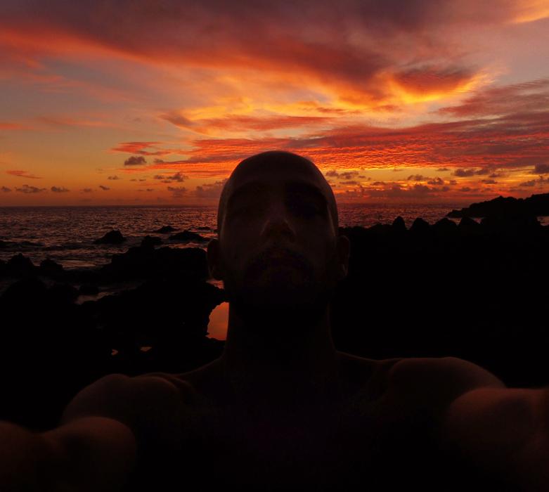 sunsetAZORES