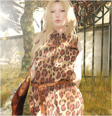 - rawrrr - (FlowerDucatillon) Tags: flower fashion blog post secondlife pixel lamb ison slupergirls flowerducatillon