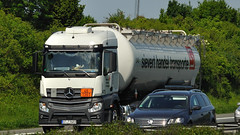 D - sht sievert handel transporte MB New Actros Streamspace (BonsaiTruck) Tags: silo camion trucks mb bulk sht lorries lkw ffb actros citerne sievert powdertank streamspace