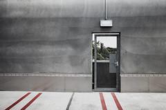 door (S. Seidemann) Tags: city houses canon concrete different space parking minimal stadt shape potsdam 2470mm parkingarea lightcolor