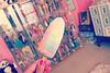 rainbow paddle pop ice cream (girl enchanted) Tags: ikea glass vintage toy toys dolls display barbie shelf barbies mattel dollhouse dollies toyroom dollroom thepinkroom pinknailpolish dollyroom