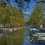 Canal du Vassé, Annecy