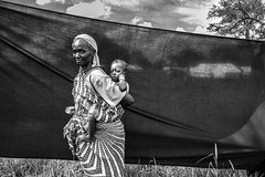The Most Important Thing (UNHCR) Tags: africa blue camp portrait white black bus monochrome horizontal high southsudan refugee refugees brian south sudan united nile commission nations photoset unhcr sud doro sokol batil maban jamam mabancounty gendrassa